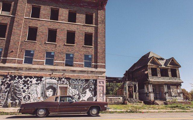 Detroit, MI: Top 10 Most Dangerous Cities Over 200,000