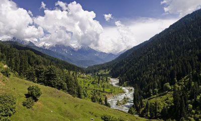 Pahalgam Valley Kashmir
