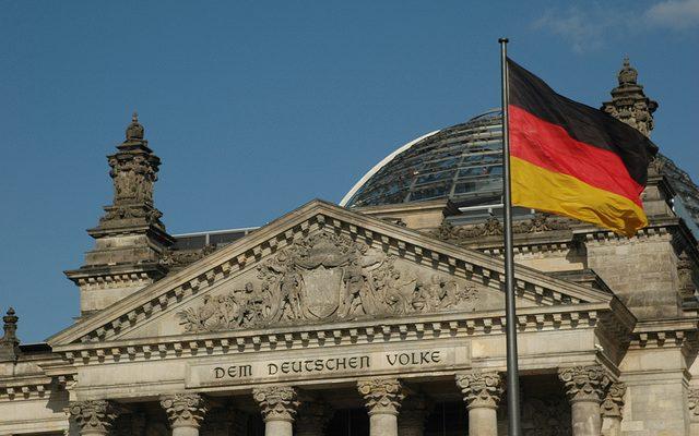 Bundestag in Germany