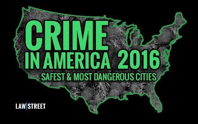 Crime in America 2016