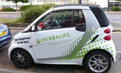 Herbalife, a multi-level marketing company