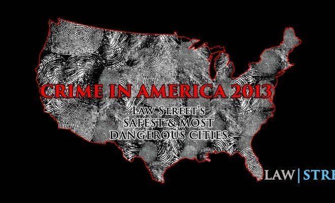 Crime in America 2013