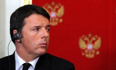 Italian Prime Minister Renzi