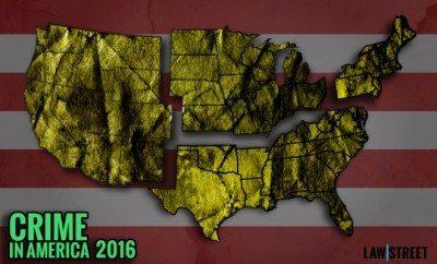 Top 15 Most Dangerous Metro Areas in 2016